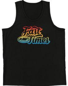 FMF Fast Times Tank Black