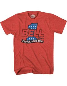 Bell Number One T-Shirt Red