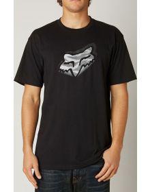 Fox Racing Glitched T-Shirt Black