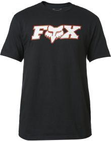 Fox Racing Outer Egde T-Shirt Black
