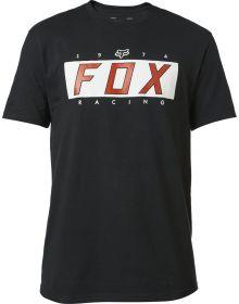 Fox Racing Winning T-Shirt Black