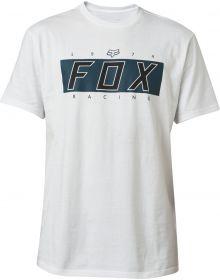 Fox Racing Winning T-Shirt Optic White