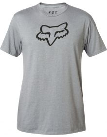 Fox Racing Legacy Head T-Shirt Heather Graphite