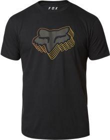 Fox Racing Warp Speed T-Shirt Black