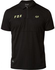 Fox Racing Starter Polo T-Shirt Black