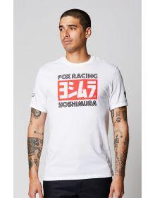 Fox Racing Yoshimura/Honda T-Shirt White