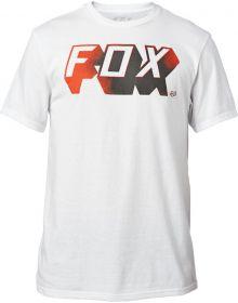 Fox Racing BNKZ T-Shirt Optic White