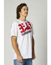 Fox Racing Yoshimura Oversized T-shirt Opt White