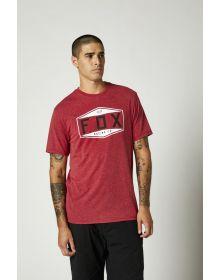 Fox Racing Emblem Tech T-shirt Chili