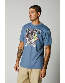 Fox Racing Oasis T-shirt Matte Blue