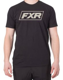 FXR Tilt T-Shirt Black/Grey