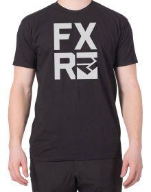FXR Broadcast T-Shirt Black/Grey
