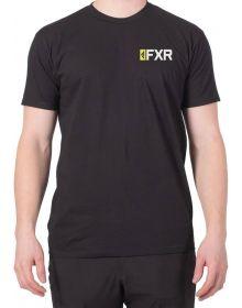 FXR Evo T-Shirt Black/Hi Vis