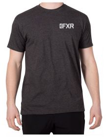 FXR Evo T-Shirt Charcoal Heather