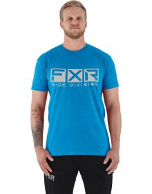 FXR Helium T-Shirt Blue/Grey