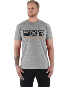 FXR Helium T-Shirt Grey/Black