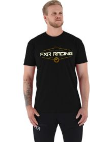 FXR 25TH Anniversary T-Shirt Black/Gold