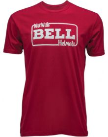 Bell Win With Bell T-Shirt Cardnial Red