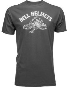 Bell Peoria 68 T-Shirt Charcoal