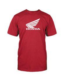 Honda Big Wing T-Shirt Red