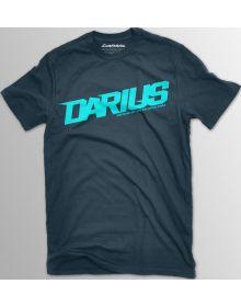 Darius Speed T-Shirt Blue