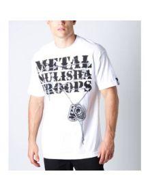 Metal Mulisha Tags T-shirt White