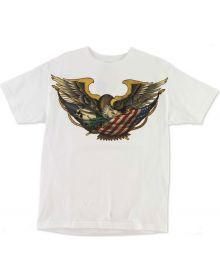Metal Mulisha American Mulisha T-shirt White