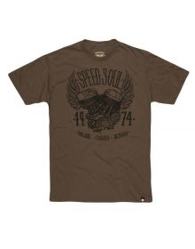 Roland Sands Speed Soul T-Shirt Army