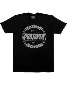 Pro-Taper Stamp T-Shirt Black