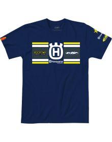 FMF Rockstar Energizer T-Shirt Navy
