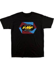 FMF Geometry T-shirt Black
