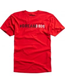 Shift Racing Two-Two Dream Big T-Shirt Red