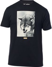 Shift T-Shirt We Are Wolves Black