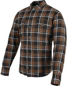 Speed and Strength Black Nine Kevlar Long Sleeve Shirt Brown/Black