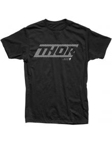 Thor Lined T-Shirt Black