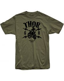 Thor Lightning T-Shirt Green