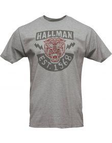 Thor Hallman Tiger T-Shirt Gray