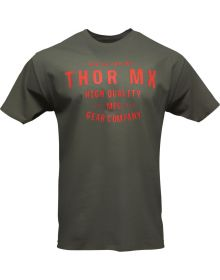 Thor 2021 Crafted T-Shirt Green