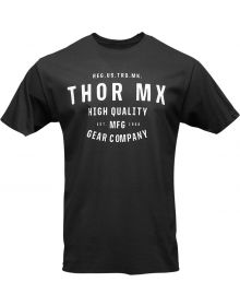 Thor 2021 Crafted T-Shirt Black
