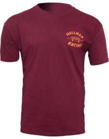Thor Hallman Champ T-Shirt Maroon