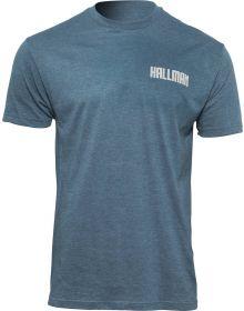 Thor Hallman Draft T-Shirt Navy