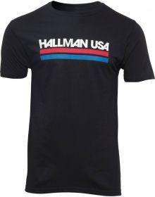 Thor Hallman USA T-Shirt Black