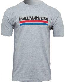 Thor Hallman USA T-Shirt Gray