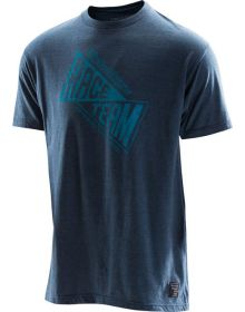 Troy Lee Designs Stereo Days  Premium T-shirt Navy