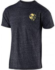 Troy Lee Designs Mad Kitty T-shirt Onyx Snow
