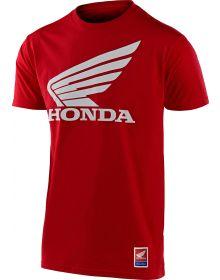 Troy Lee Designs Honda Wing T-shirt Red