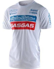 Troy Lee Designs Gas Gas Team T-shirt White