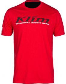 Klim K Corp T-Shirt Red/Black