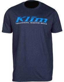 Klim K Corp T-Shirt Navy/Electric Blue Lemonade