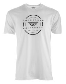 Fly Racing Helix T-Shirt Black/White